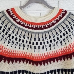 Boden Sweaters - Boden Edith Fair Isle Sweater M Wool Cashmere